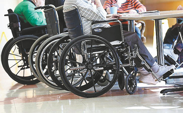 Under federal law, state Medicaid programs are required to cover nursing home care. But state officials decide how much to pay nursing homes, and states could decrease the amount they are willing to pay or restrict eligibility for coverage. (News file photo)