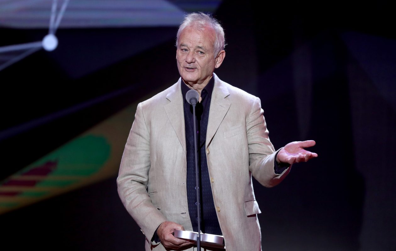 Bill Murray will be in Buffalo for a special performance in Kleinhans Music Hall.  (Getty Images)