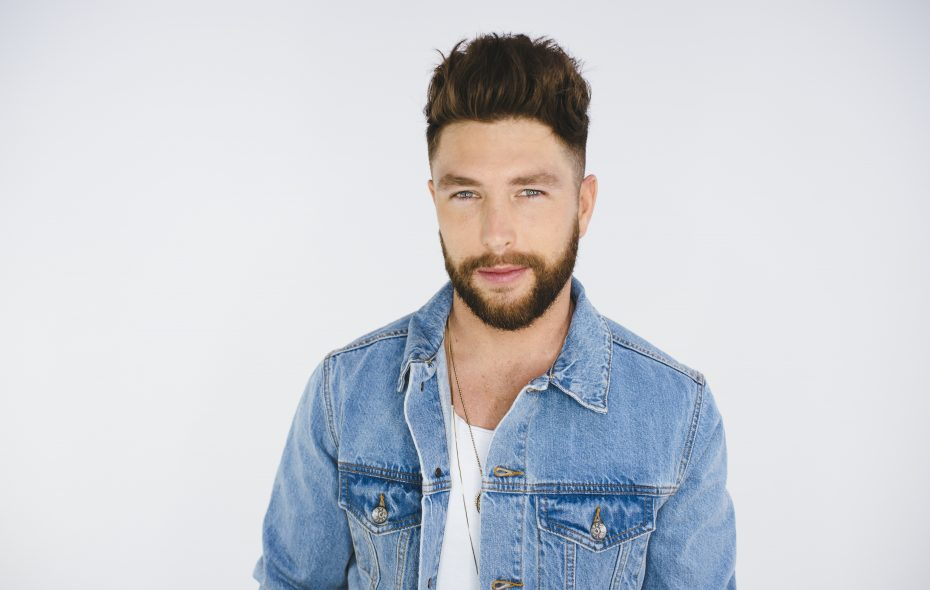 Country singer Chris Lane, who plays June 16 at Darien Lake with Florida Georgia Line, started his music career after seeing Keith Urban. (Photo by Delaney Royer)