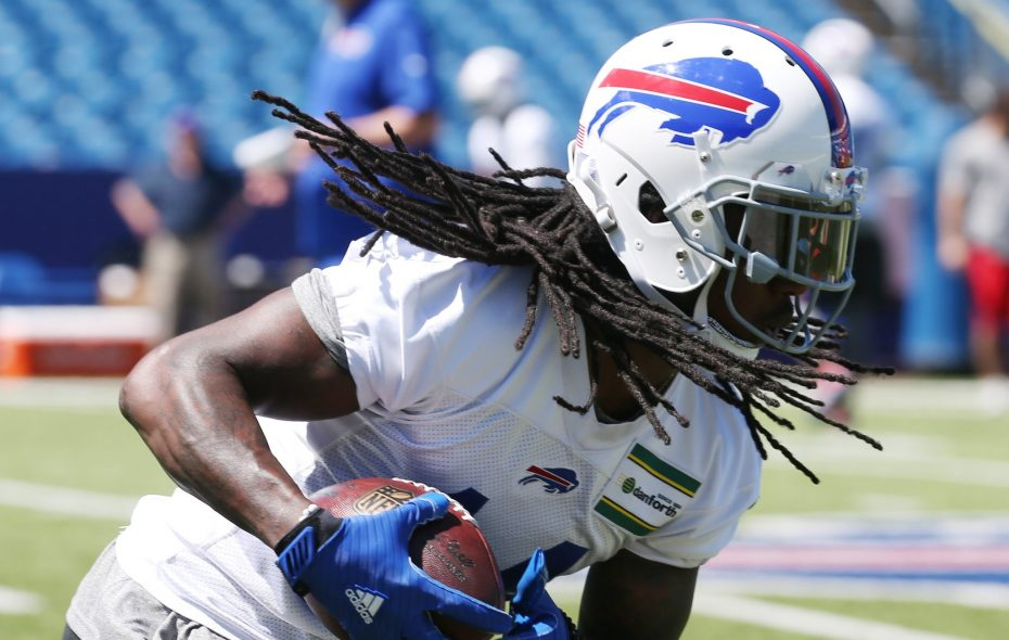 Bills wide receiver Sammy Watkins is part of an impressive collection of players on the team younger than 25.  (James P. McCoy/Buffalo News)