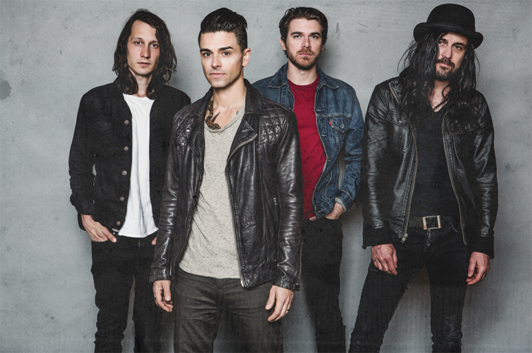 Emo pioneers Dashboard Confessional will headline Alternative Buffalo's Kerfuffle on June 17.