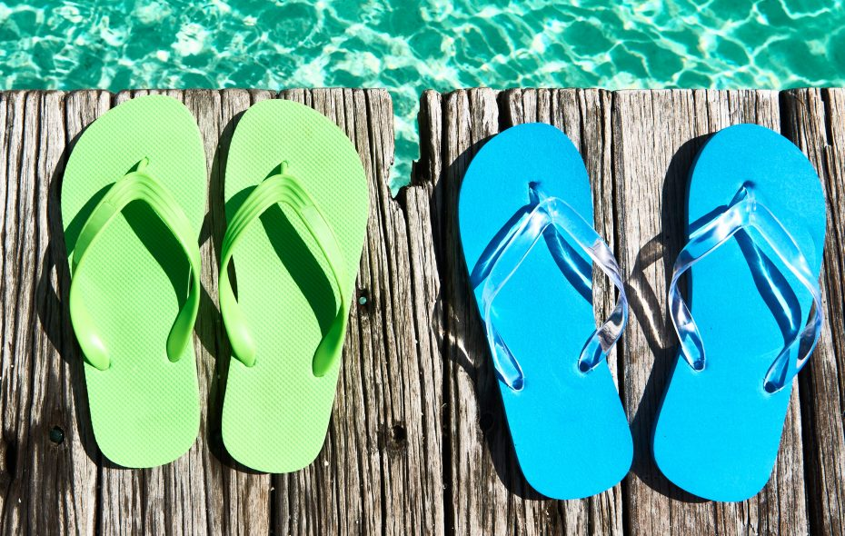finest selection 244bb f66e2 Flip-flops by the back door? Must be summer – The Buffalo News