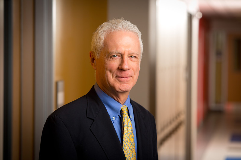 Leonard H. Epstein  (Photo courtesy of the University at Buffalo)