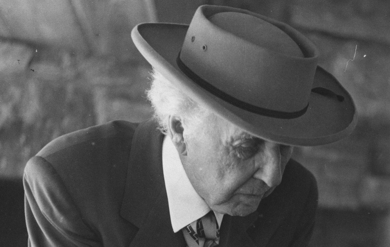 Frank Lloyd Wright's 150th birthday is June 8.