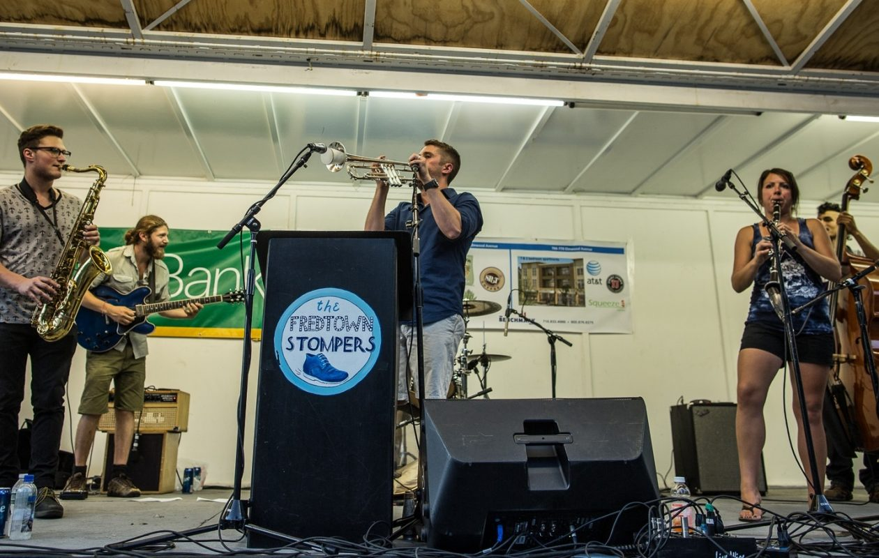 Fredtown Stompers will lead off the 2017 Elmwood Village Association Summer Concert Series. (Chuck Alaimo/Special to The News)