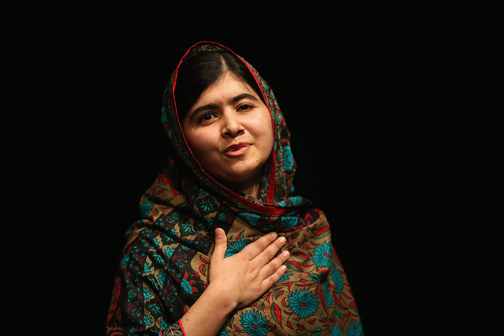 Malala Yousafzai will speak at the University at Buffalo Sept. 19. (Getty Images)