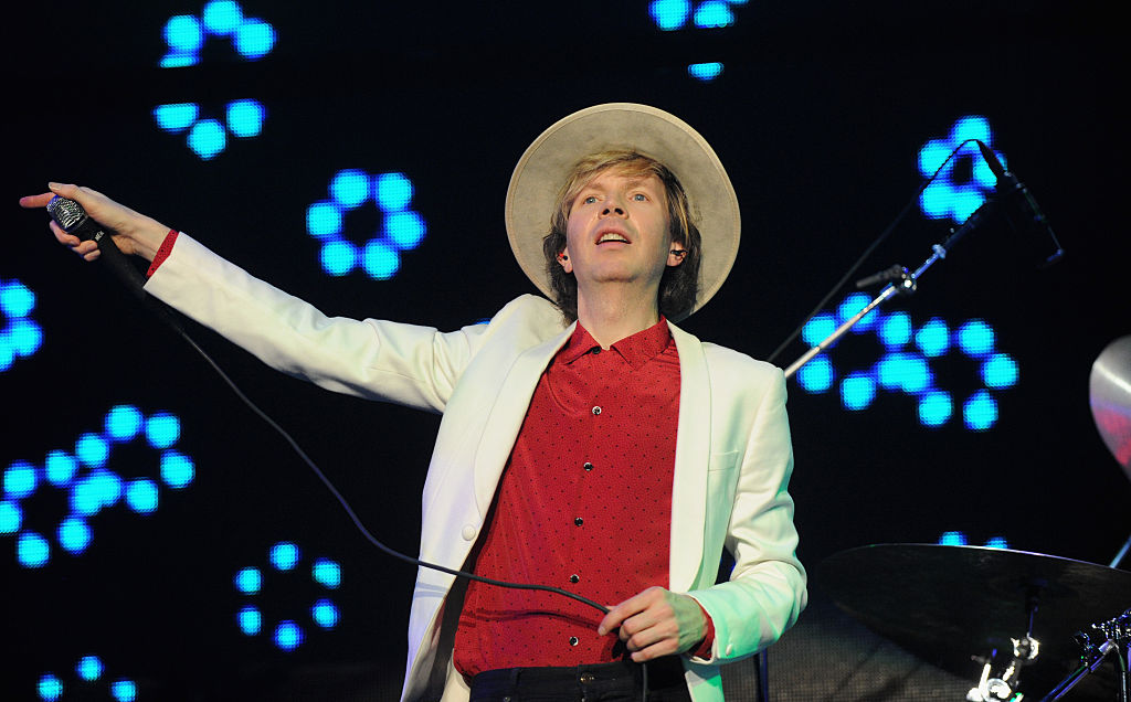 Beck will open for U2 at the band's September concerts, including Sept. 5 at New Era Field. (Getty Images)