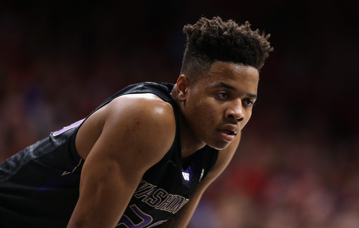 Markelle Fultz of Washington is the perfect fit for the Philadelphia 76ers.  (Christian Petersen/Getty Images)