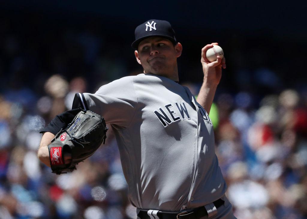 The Yankees Jordan Montgomery conjures memories of Andy Pettitte.