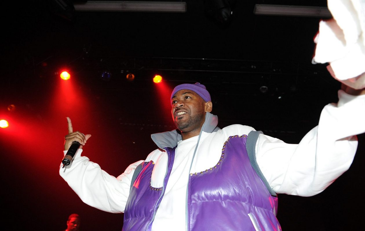 Ghostface Killah of The Wu-Tang Clan. (Getty Images)