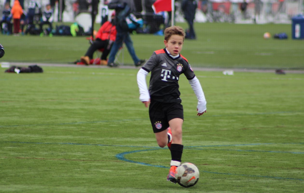Global Premier Soccer-NY player Leo Christiano was featured in the GPS Assassins video series. (Photo credit: Zarcone)