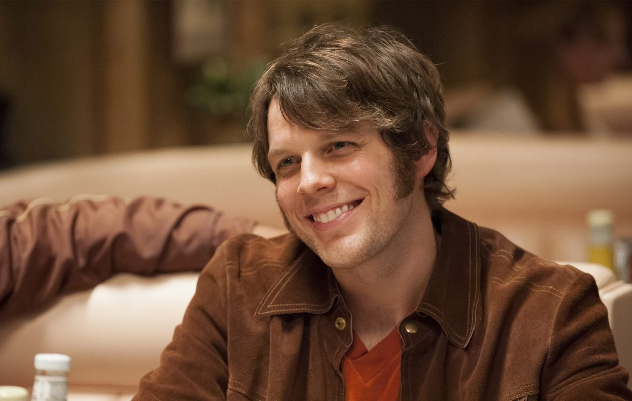 Jake Lacy as Nick in the Showtime series, 'I'm Dying Up Here.' (Lacey Terrell/Showtime)