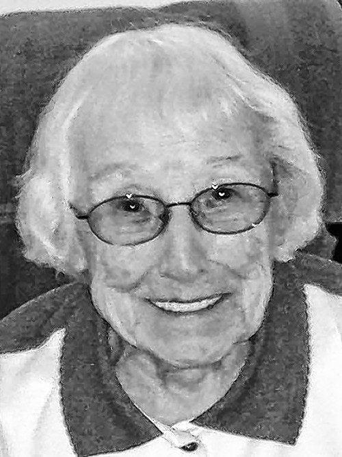 HUBER, Ethel A. (Dill)
