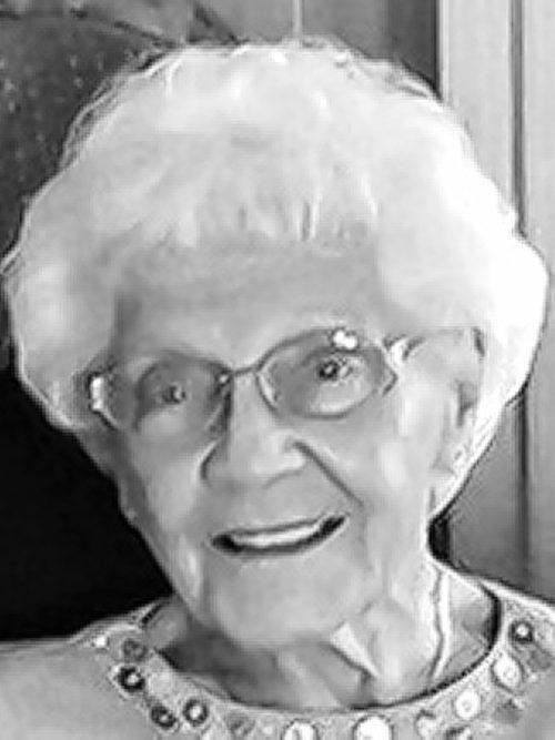 MCLERNON, Irene Simard Porter