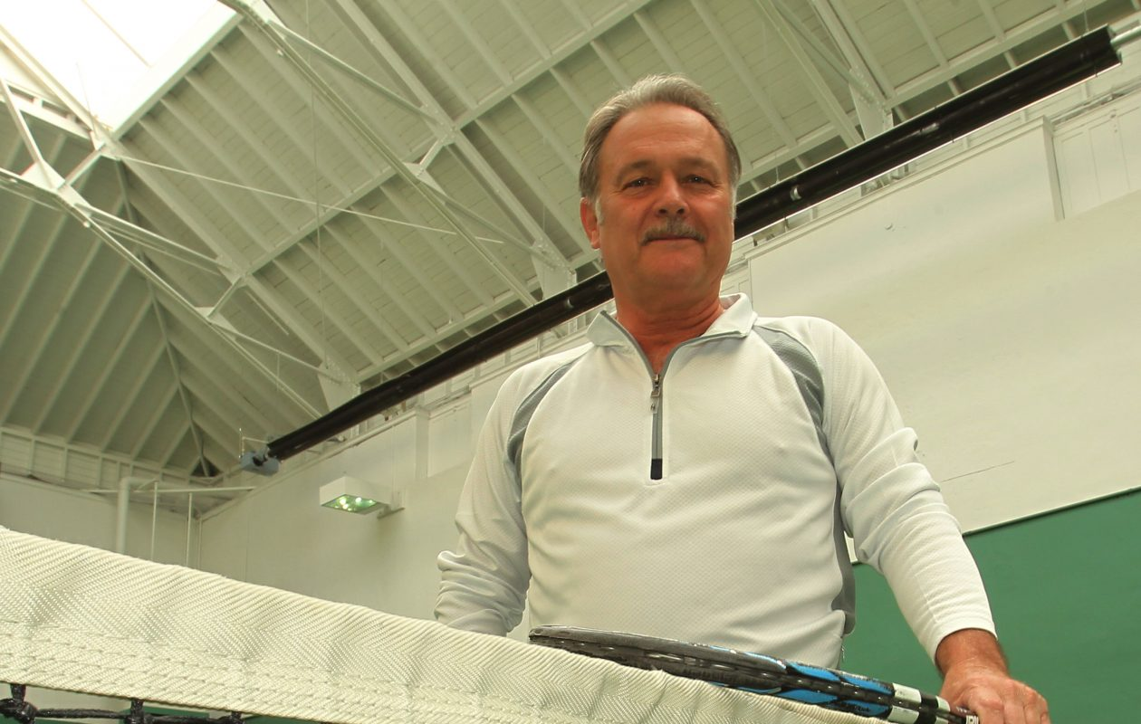 Rick Infanti hopes to get the Muny Tennis Tournament back on track (Buffalo News file photo).