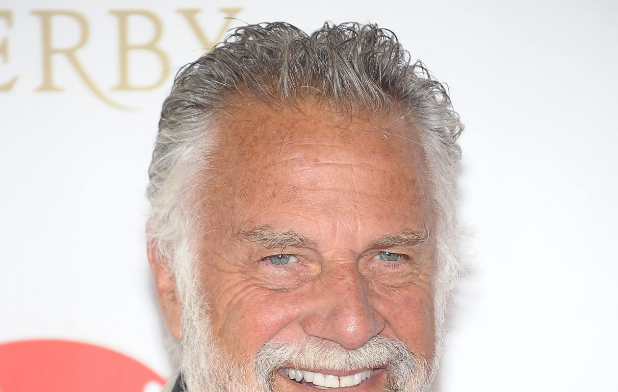 Actor -- and author -- Jonathan Goldsmith attends the 137th Kentucky Derby at Churchill Downs in 2011. (Michael Loccisano/Getty Images)
