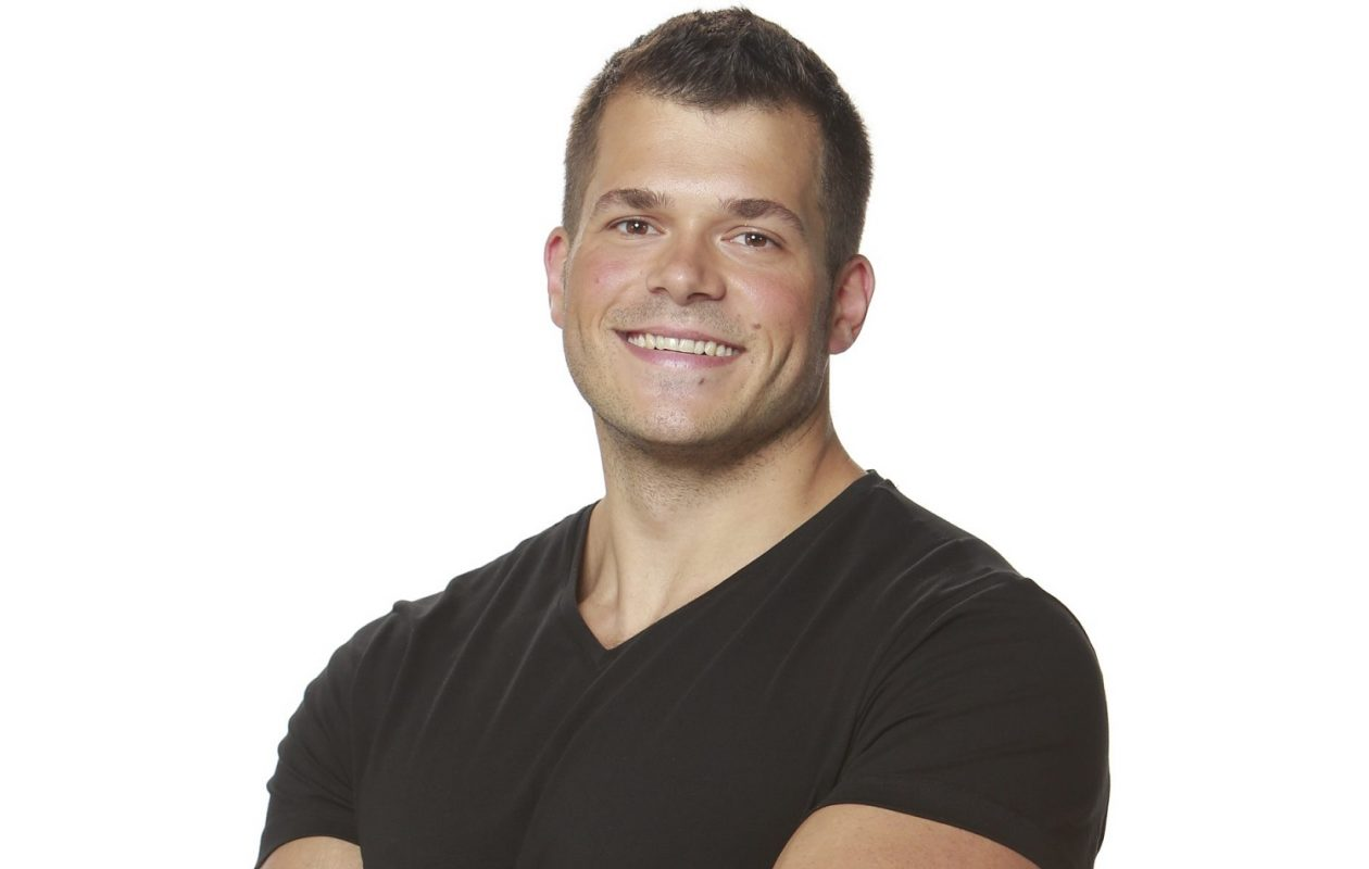 Former Big Brother houseguest Mark Jansen of Grand Island. (CBS)