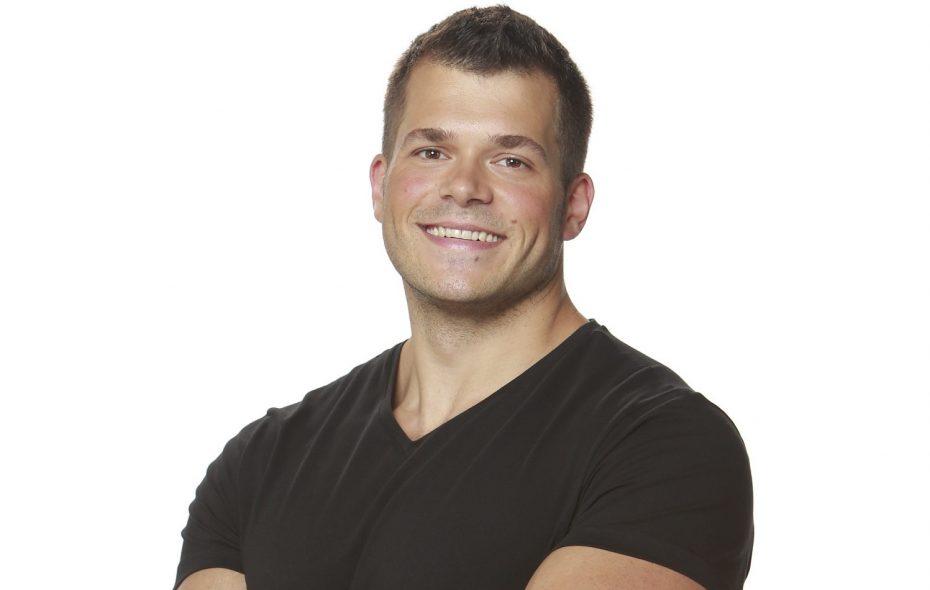 Former Big Brother houseguest Mark Jansen of Grand Island. (CBS)