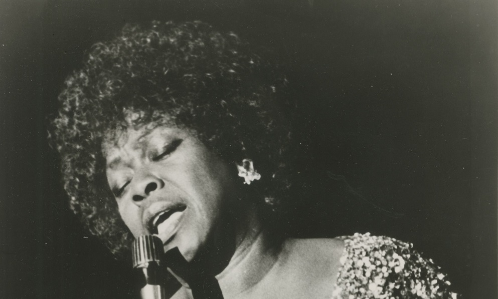 Sarah Vaughan (News file photo)