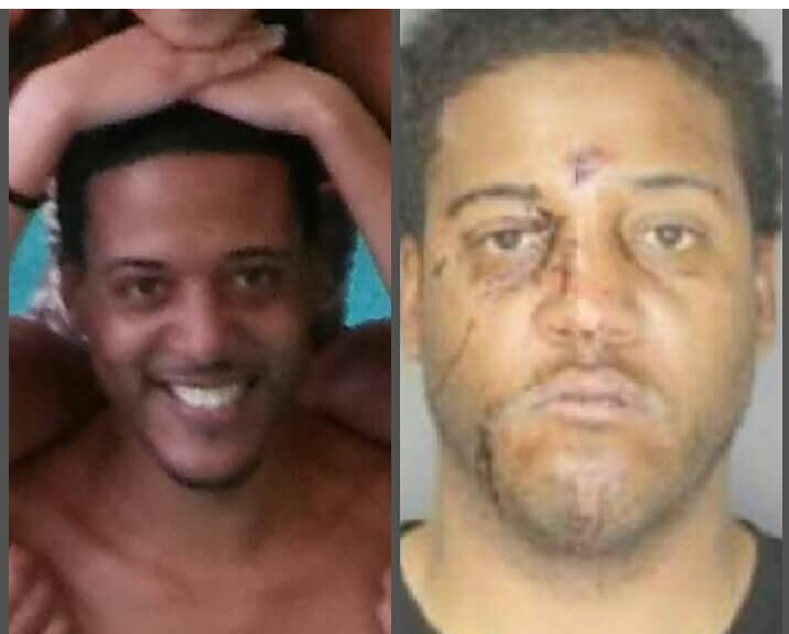 Shaun Porter was severely beaten in the police lockup.