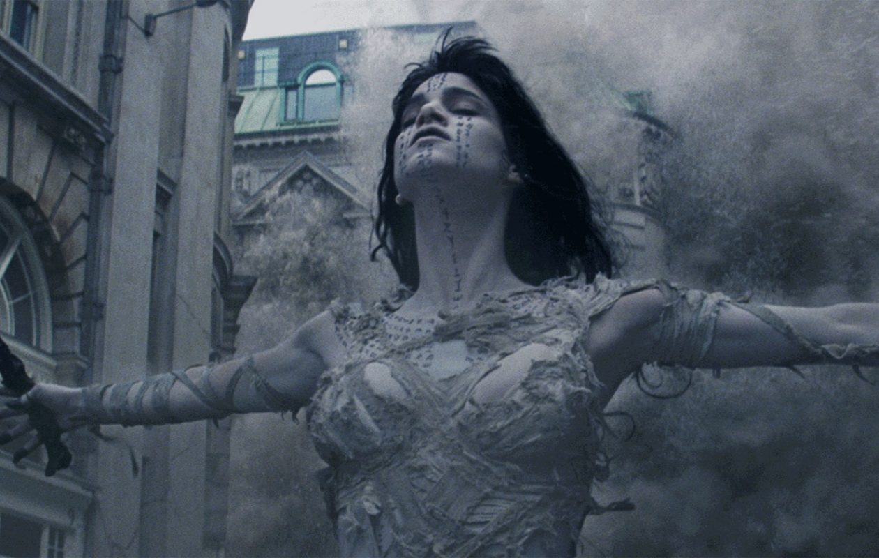Sofia Boutella in 'The Mummy.' (Universal Pictures)