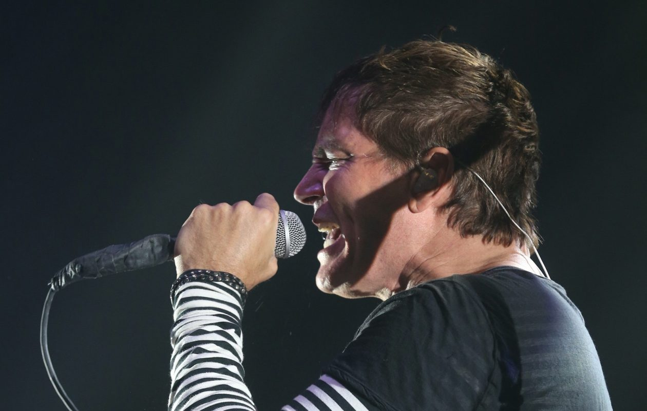Stephan Jenkins of Third Eye Blind. (Photo by Sharon Cantillon)