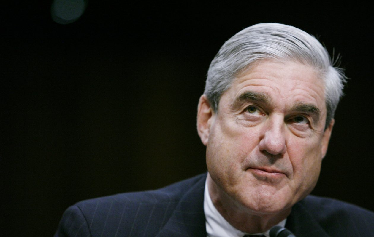 Robert Mueller. (James Berglie/Zuma Press/TNS)