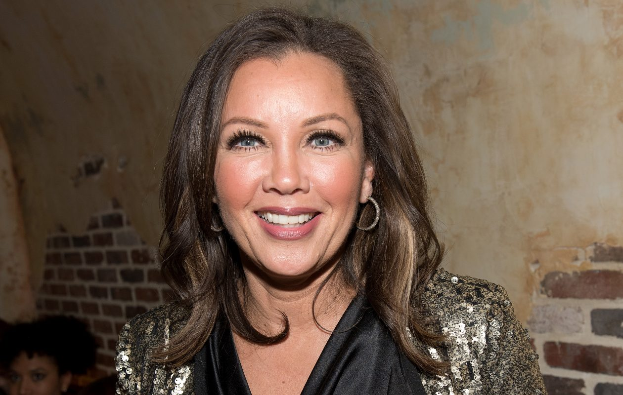 Actress and singer Vanessa Williams married St. Bonaventure University grad Jim Skrip of Depew in a secret wedding at Statler City on July 4, 2015. (Getty Images)