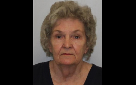 Betty Lewis, 73, of Wellsville, faces charges in connection with an April crash involving an unmarked State Police vehicle.  (Photo courtesy of the State Police)
