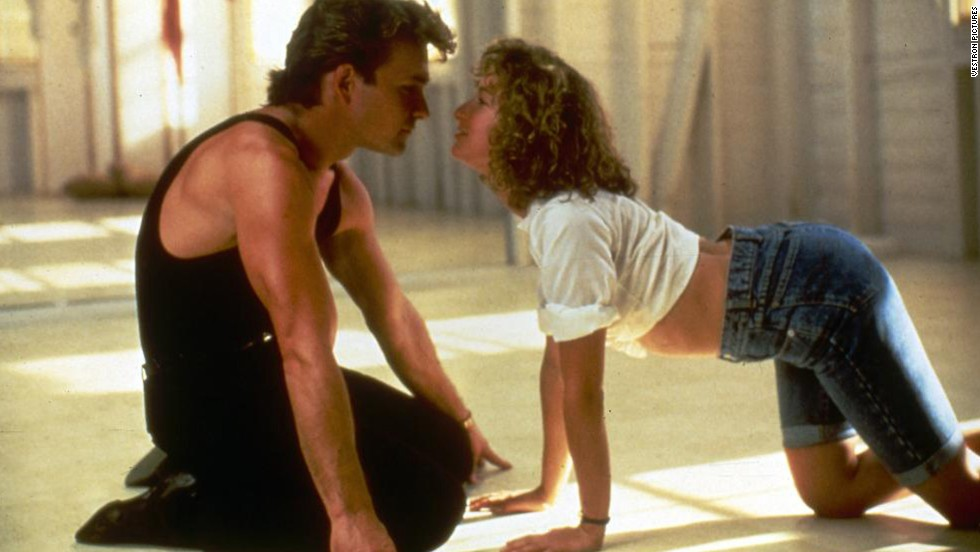 The popular musical 'Dirty Dancing' will shown as part of the Bacchus outdoor movie series.