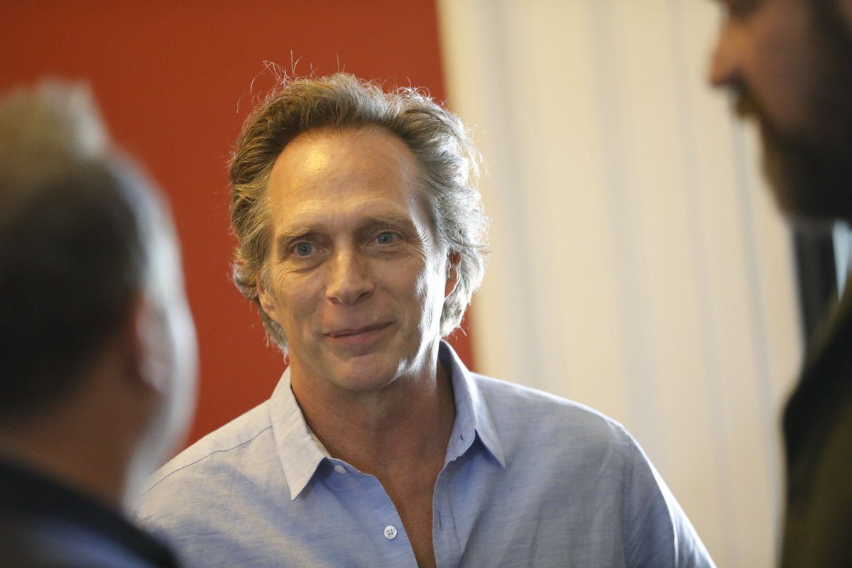 Actor William Fichtner is a Cheektowaga native. (Derek Gee/Buffalo News)