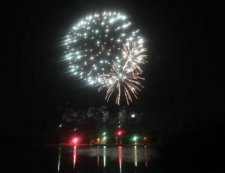 Key Bank's donation will go to the Niagara Police Athletic League, which will pay the fireworks contractor, a city spokeswoman said. (Robert Kirkham/News file photo)