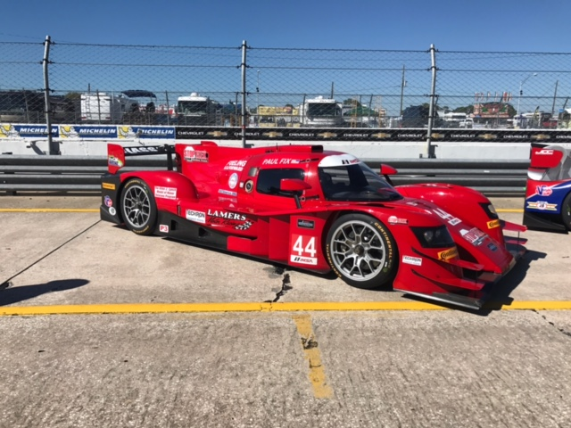 Paul Fix of Williamsville will compete in the IMSA Prototype Challenge presented by Mazda division at The Glen.