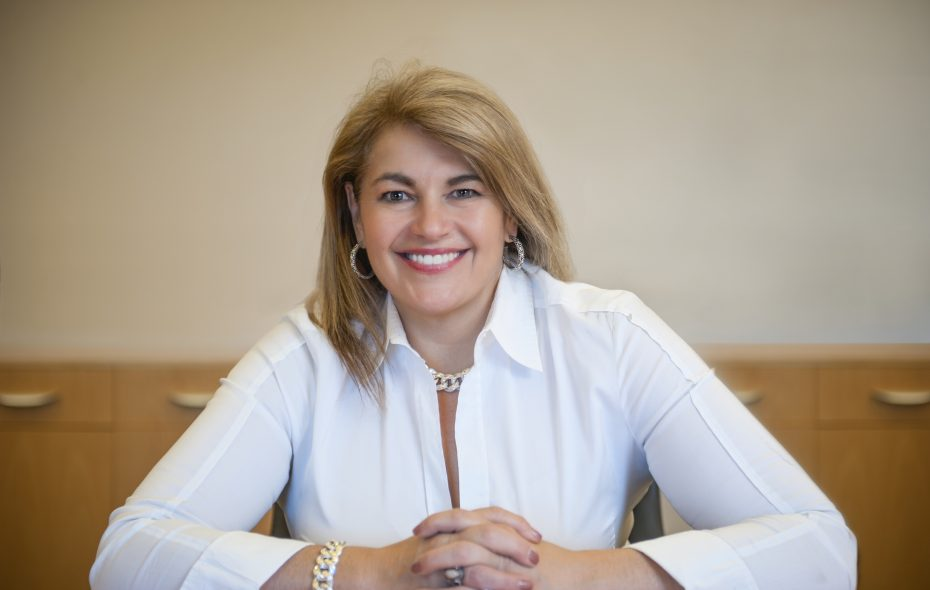 Holly Gagnon, newly named president and CEO of Seneca Gaming Corp. (Photo provided by Seneca Gaming Corp.)
