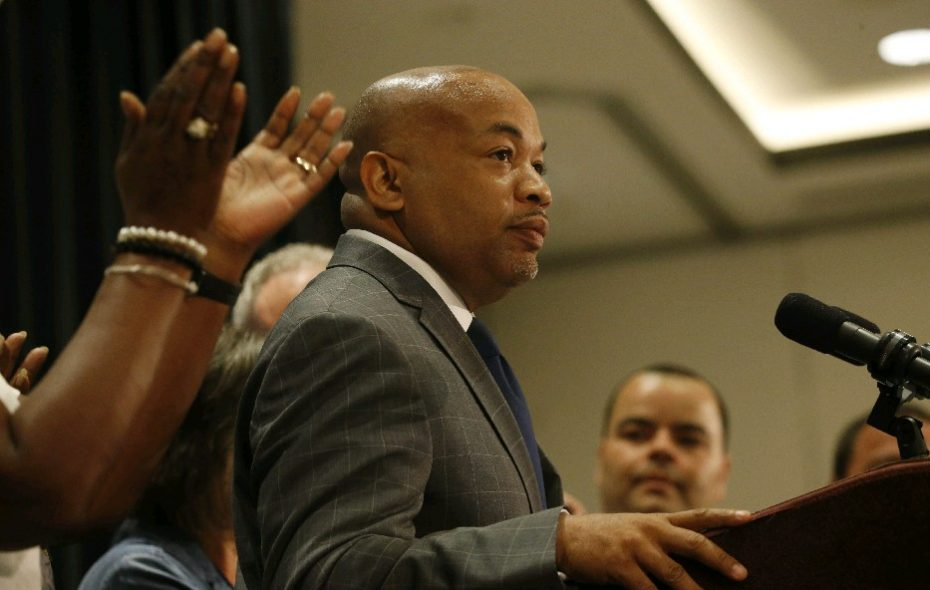 Assembly Speaker Carl Heastie said state budget negotiations are almost finished. (Derek Gee/Buffalo News file photo)