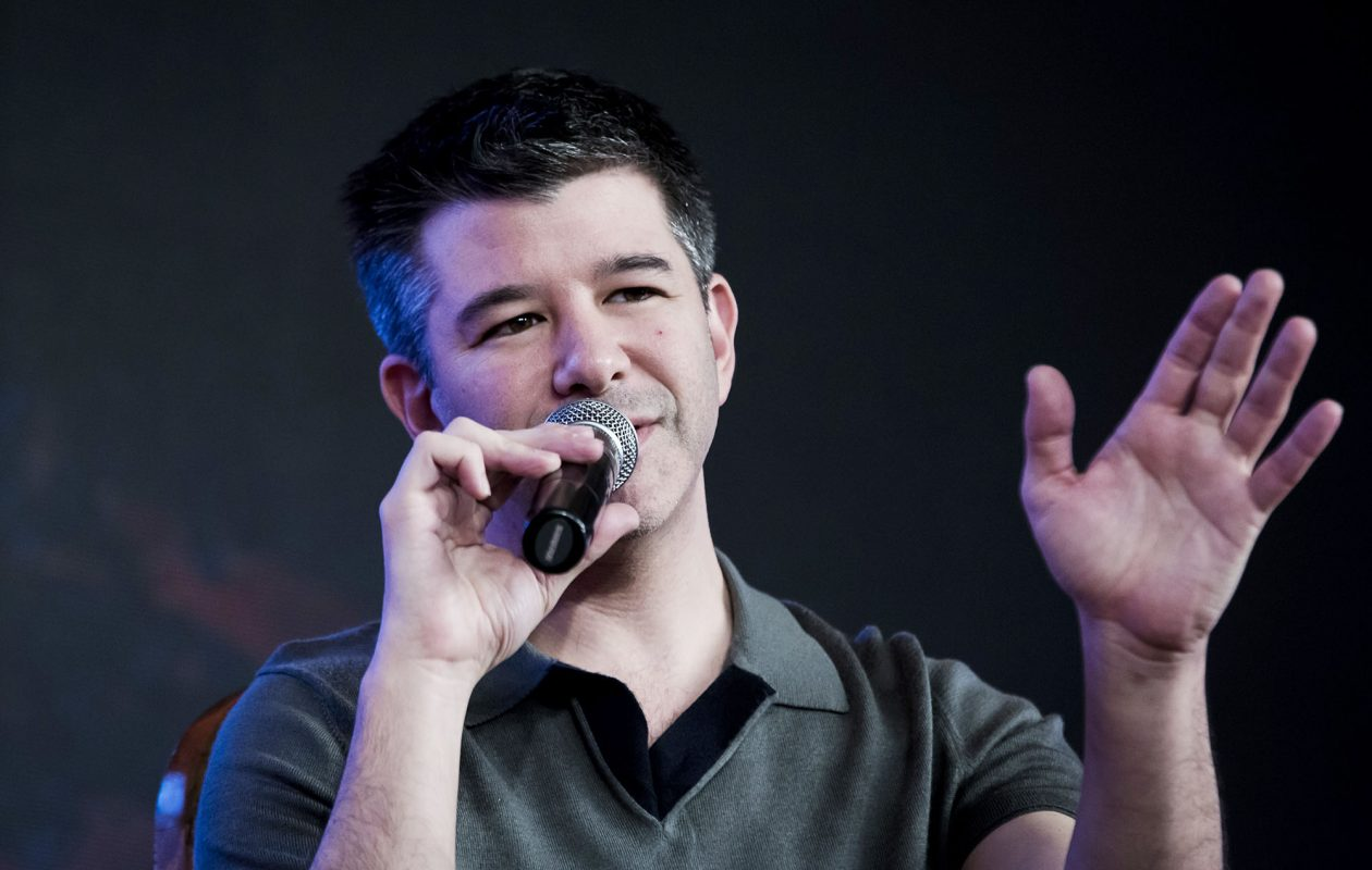 Travis Kalanick, co-founder and chief executive officer of Uber Technologies,  has resigned. (Bloomberg)