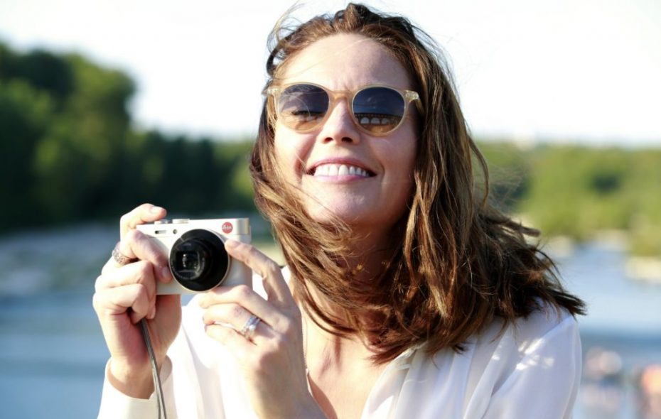 """Diane Lane goes on an unexpected journey in """"Paris Can Wait."""""""