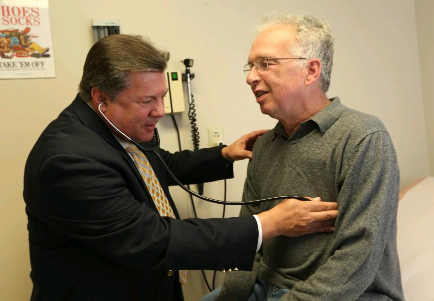 Check the education and patient ratings of your doctors at healthgrades.com. (Sharon Cantillon/Buffalo News file photo)