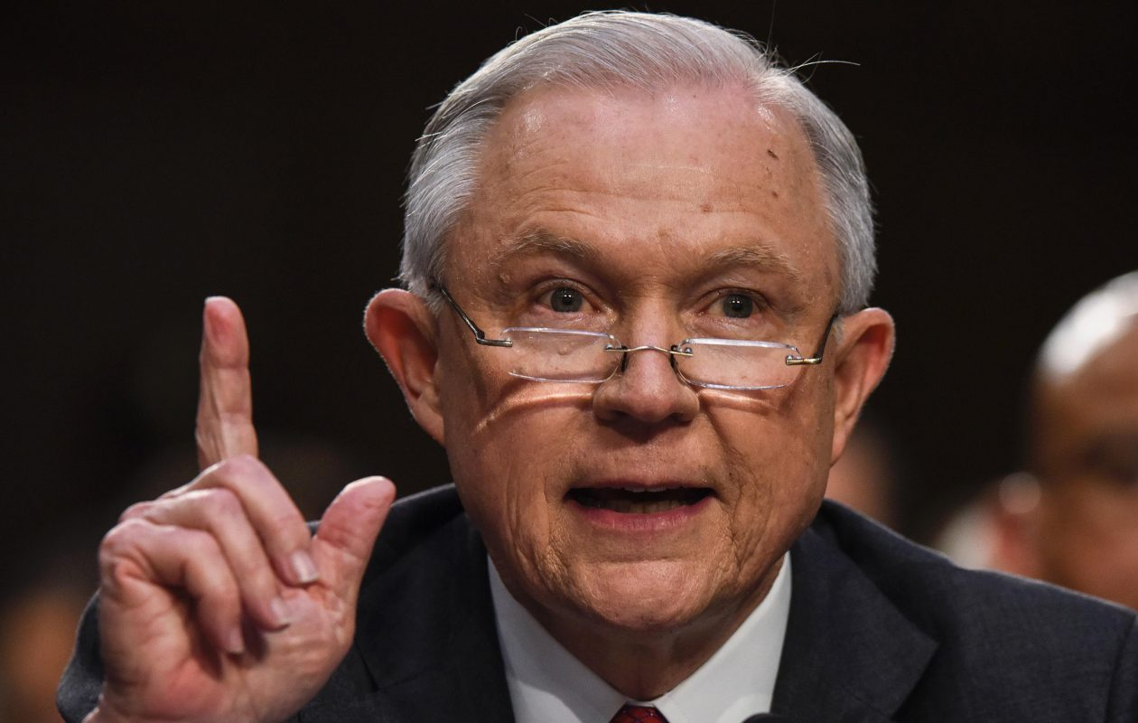 Attorney General Jeff Sessions  (Washington Post file photo)
