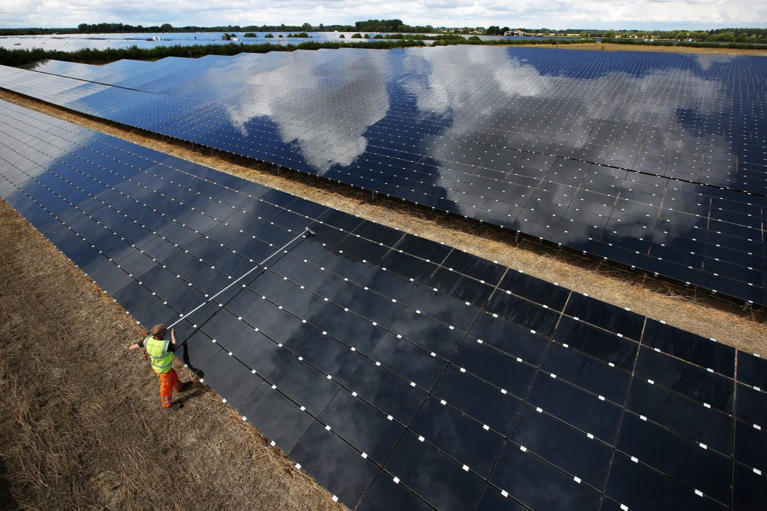 Major rezoning would be needed to accommodate a proposed solar project in Niagara County. (File photo)