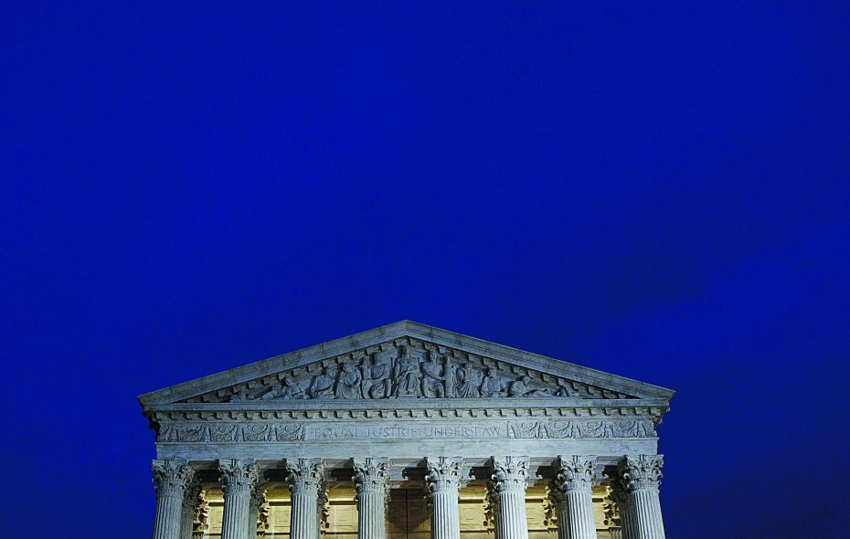 The U.S. Supreme Court. (Getty Images)