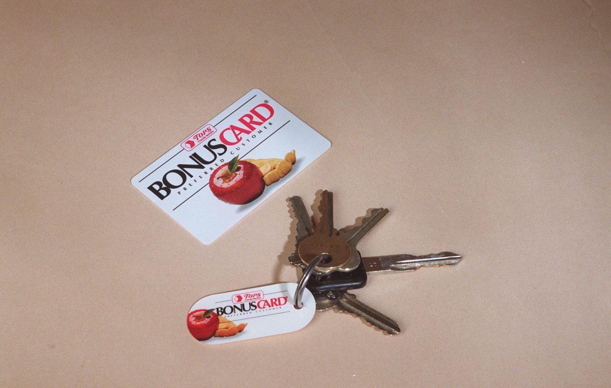 Tops' Bonus Card loyalty rewards program is just one part of its promotional, 'hi-lo' strategy. (John Hickey/Buffalo News)