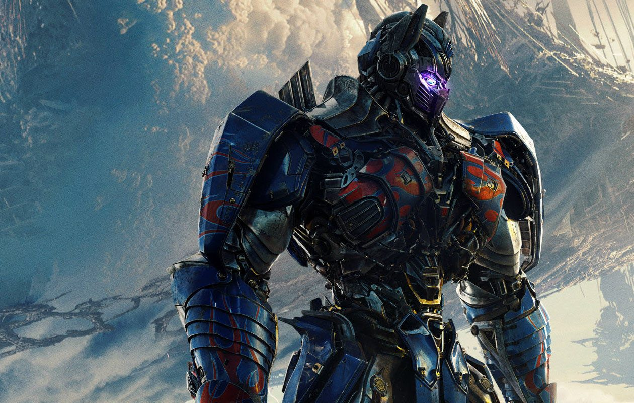 'Transformers: The Last Knight' is the fifth in director Michael Bay's 'Transformers' movie franchise.