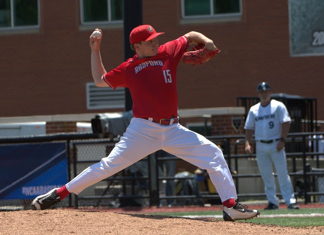 5008f6be0b7 Radford pitcher and Williamsville North graduate Kyle Zurak was selected by  the New York Yankees.
