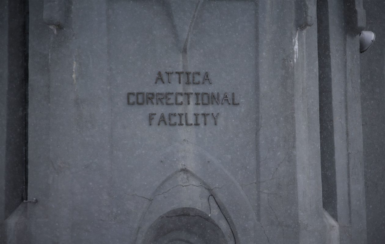 An Attica inmate was seriously injured in an April 22 attack by another inmate. (News file photo)