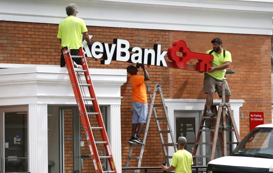 A year after the First Niagara deal, did KeyBank keep its