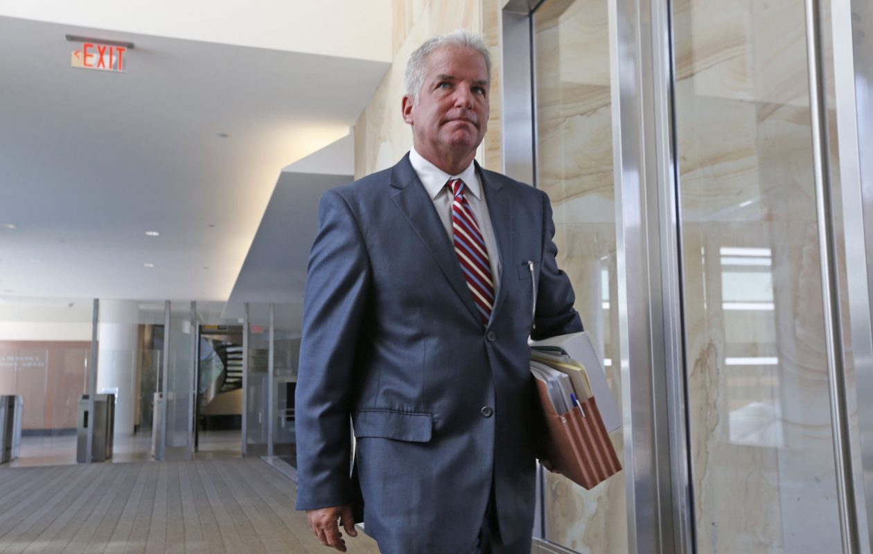 James P. Kennedy's appointment as interim U.S. Attorney may become permanent.  (Robert Kirkham/Buffalo News)