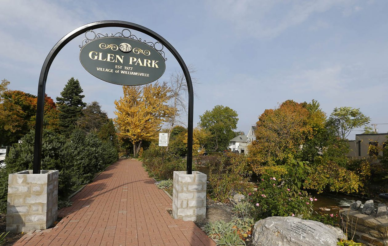 Williamsville's Glen Park. (Mark Mulville/News file photo)