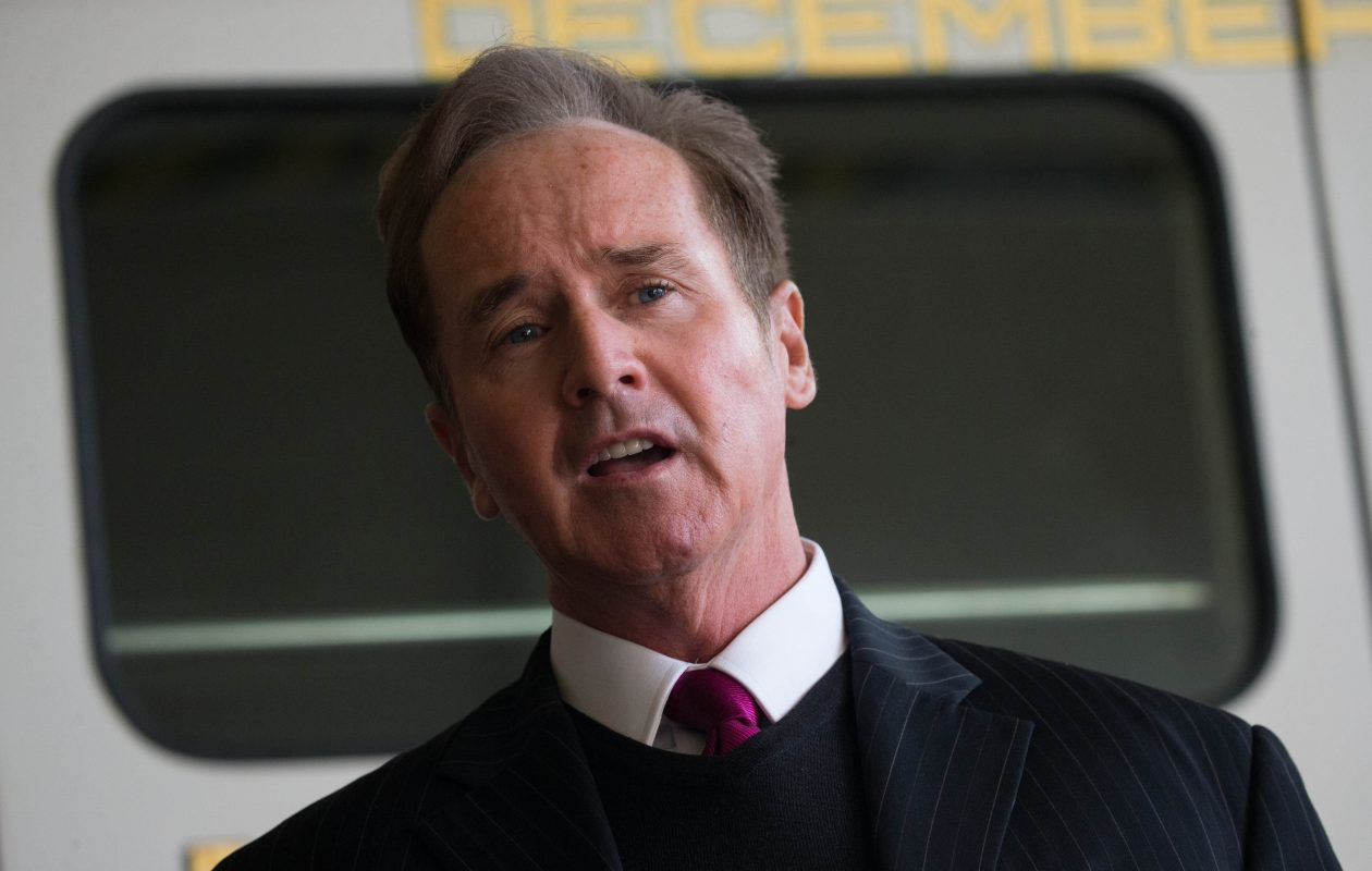 Rep. Brian Higgins says Congress should hold hearings on mass shootings. (Derek Gee/Buffalo News)