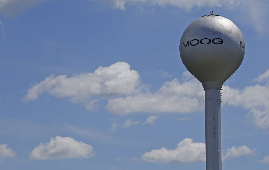 Moog Inc. is winding down its wind energy pitch control business.(Robert Kirkham/Buffalo News)